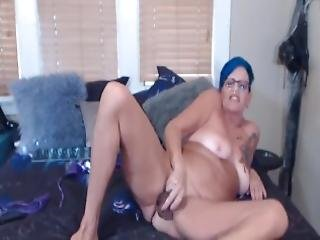 Horny Granny Will To Dry You To The Last Drop