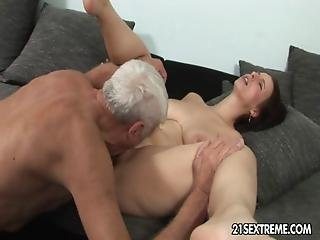21sextreme grandpa likes them young 10