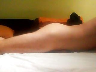 Humping bed and cumming