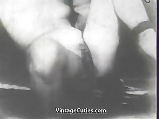 Dentist Fucks A Patient Girl 1930s Vintage
