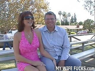 Watch Me Get Fucked By A Real Man Honey