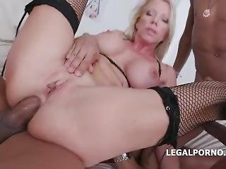 Monstars Of Dap With Lara De Santis No Pussy Balls Deep Dap Tap