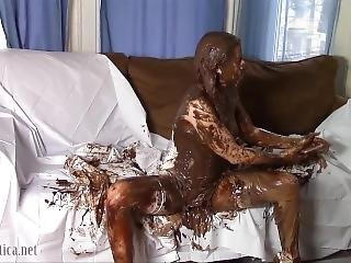 White Chocolate Masturbation