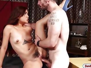 Kellnerin Porno