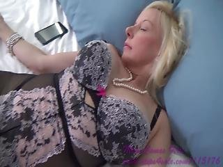 Horny Mature Mom Creampied By Step Son