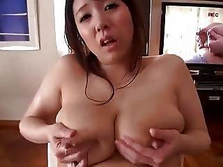 Sakuragi Mio Sweet Milky Bursting Big Tits Scene1 By Tom