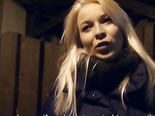 Czech Girl Karol Lilien Nailed In Exchange For A Lot Of Cash