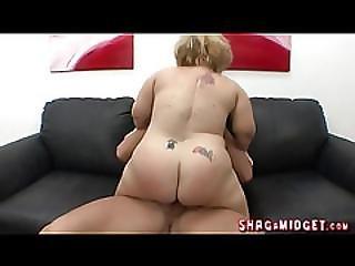 Little Girl Big Booty