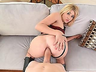 Big And Thick Cock In Gfs Ass