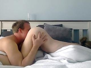 Hot Sex Part 1 Eating Ass From Behind