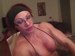 Sexy Tattooed Fbb Babe
