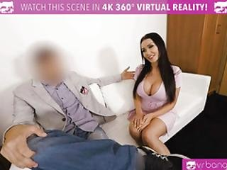 Vrbangers.com Busty Patty Michova Casting Couch Gets Wild