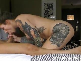 Tattooed British Babe Ava Austen Getting Her Gorgeous Curves Fucked