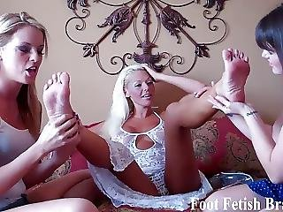Bdsm, Femdom, Fetish, Foot, Pov, Stocking, Toes