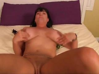 Huge Titted Milf Pounded