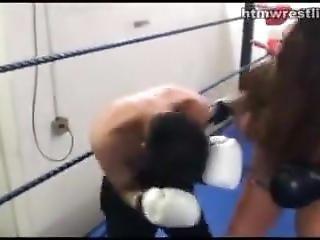 Femdom Boxing Sampler