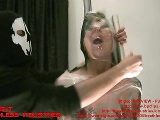 Liltha Lapdance Pole Saranwrap Breathplay Preview