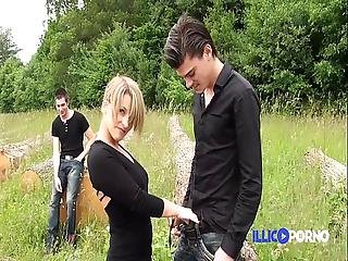 4 Lascards Pour Clemence French Illico Porno. Full Video