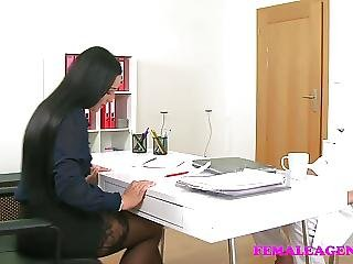 Femaleagent Vs Fake Hospital Dirty Doctor Fucks Sexy Agent