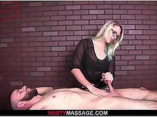 Handjob Nasty Session By Nastymassage