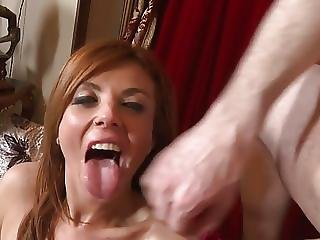 Dirty Hungry Milf Perfect Cum Eater