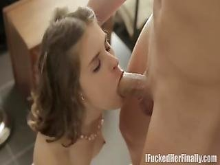 I Fucked Her Finally   Tatjana Loves Having Her Blindfolded Boyfriend