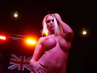 Cb Brit Babe Tease