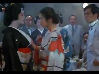 asiatica, lotta, battona