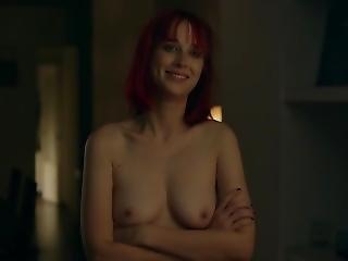 tette grandi, celebrità, sopra, a seno nudo