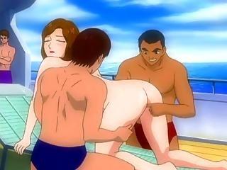 Nice Hentai Cuckold Part3