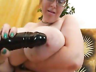 bbw, gros sein, seins, nique, masturbation, mère, obèse