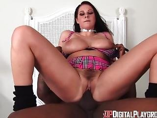 Digital Playground- Gianna Michaels Is A Black Cock Slut