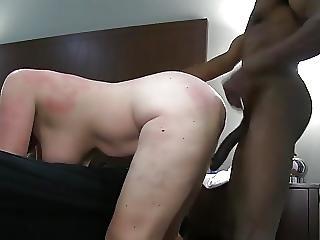 Mature Black Cock Slut Pounded