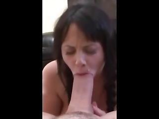 amateur, chupar pene