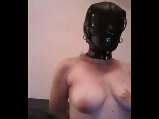 Sandrab My New Leather Mask