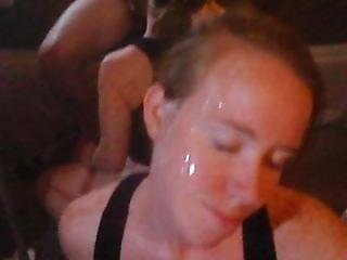 Freckled Chubby Redhead Gets A Homemade Facial