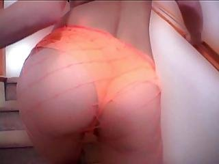 Horny Gal Has Fine Tits And Vivid Imagination