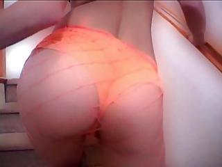 Horny Gal Has Fine Tits And Vivid Imagination