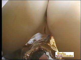 Female Face Domination And Chocolate S