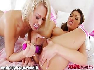 Acrobatic, Anal, Ass, Blonde, Brunette, Busty, Butt, Buttplug, Gaping Hole, Lesbian, Lick, Natural, Orgasm, Pussy, Squirt, Tight, Trimmed