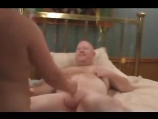 Hot Str8 Bear Fucks And Cums