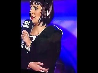Celebrity On Live Tv Pussy Voyeur