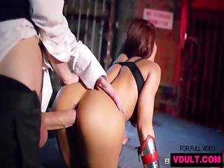 Madison Ivy Rides A Big Cock