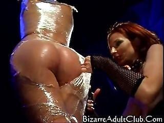 Big Tit, Bondage, Fetish, Fucking, Lesbian, Wrapped