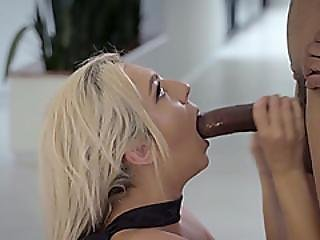 Stunning Tiffany Watson Fucked Hard By Massive Black Cock