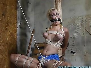 amateur, teta grande, rubia, esclavitud, coño, fetiche, amordazado, duro, milf, estupida, atada