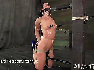 In self bondage Amateur HD womem tubes
