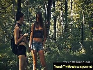 Teensinthewoods Marsha May Bday Bondage