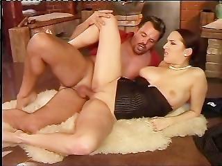Lea Magic Sucking Cock