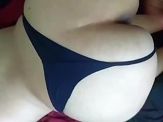 Round Big Latina Booty In Thong Best Time Of His Life Hairy Cock Thick Dick